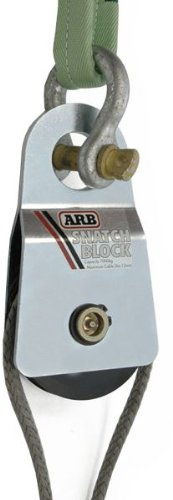 BILLET4X4 ARB Snatch Block 15000 Off-Road Recovery up to 15K winches