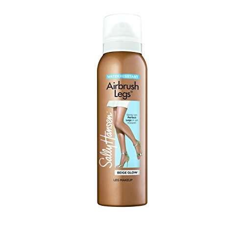 Sally Hansen Air Brush Legs Beige Glow, 4.4 Oz, Pack Of 1