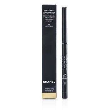 Stylo Yeux Waterproof - # 88 Noir Intense 0.3g/0.01oz by Stylo Yeux Waterproof - # 88 Noir Intense - Chanel Store Online