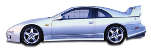1990-1996 Nissan 300ZX 2DR Duraflex Bomber Side Skirts Rocker Panels - 2 Piece