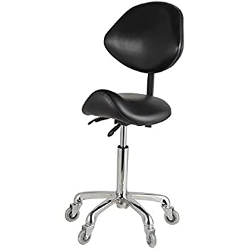 Amazon Com Ospst205 Office Star St205 Backless Saddle