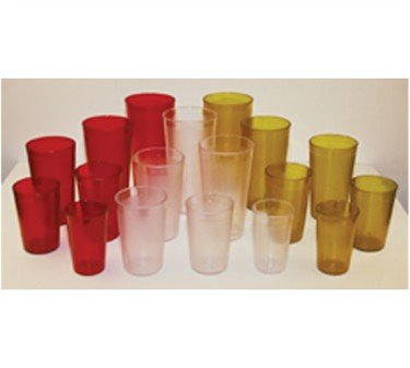 Red 12 Ounce Tumbler - 7