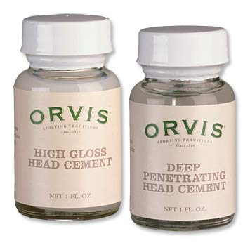 Orvis High-gloss Head Cement