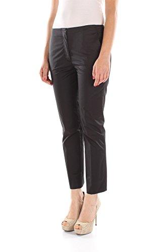 22H563NERO Prada Pantalones Mujer Algodón Negro Negro
