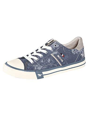 314 800 Sneakers 1146 Basses Mustang Femme Bleu Jeans 1gqwaA5Rx