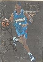 (Byron Scott Vancouver Grizzlies 1995 Upper Deck Special Edition Autographed Card - Nice Autograph. This item comes with a certificate of authenticity from Autograph-Sports. Autographed)