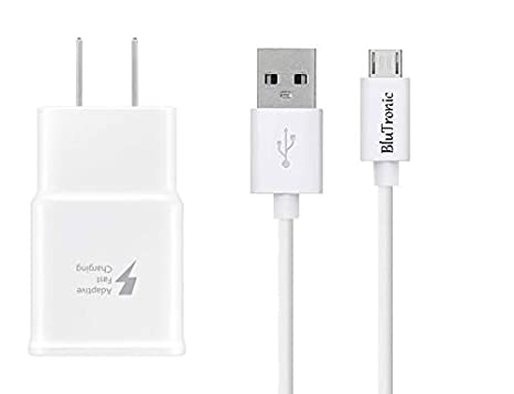 Amazon.com: Samsung Galaxy cargador, compatible con Galaxy ...