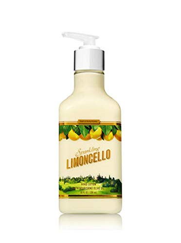 bath and body works sparkling limoncello luxury hand soap an