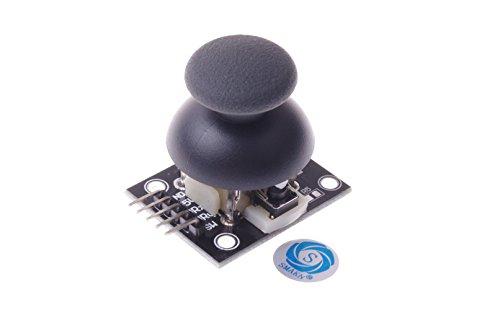 SMAKN Fr4 Ky-023 Joystick Breakout Module Sensor Shield for Arduino Uno/arduino UNO R3/arduino 2560/arduino 2560 R