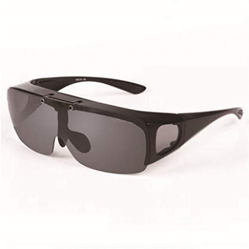 Gafas Espejo convertir sun Puede A Que Pesca polarizado en de de LYLLB de deslumbramiento Sol Trabajos Gafas Ocio Viajes de de glasse para se al conducen Libre visión Aire Nocturna EzwxqP