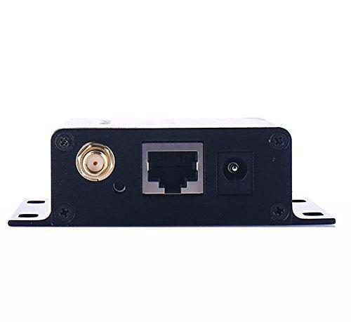 BGNing WIFI Serial Server RS232 RS485 a RJ45 e WIFI Server convertitore wifi Interfaccia RS232 RS485 Ethernet DTU HF-H100