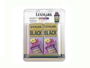 (NEW - 15M1330 Ink, 1200 Page-Yield, 2/Pack, Black -)