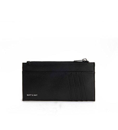 Matt & Nat Nolly Loom Wallet, Black