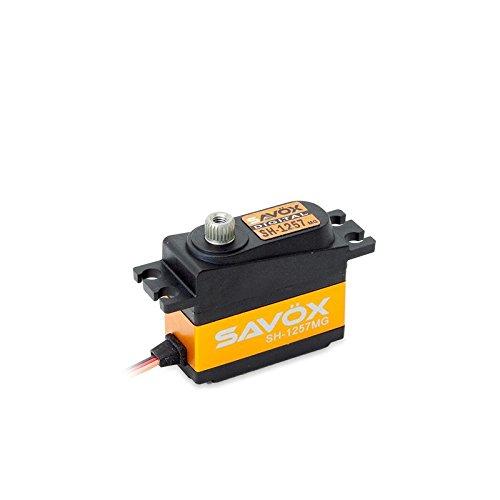 Savox SH-1257MG Super Speed Metal Gear Mini Digital Servo (450 Helicopter Tail Servo compare prices)