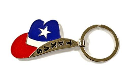 (Keychain Texas Cowboy Hat)