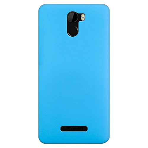BLU VIVO 8L (5.3) Case, ZLDECO Ultra Slim Shock Proof Matte Hard Skin Case Cover Protect for Blu Vivo 8L Smartphone (Sky Blue)