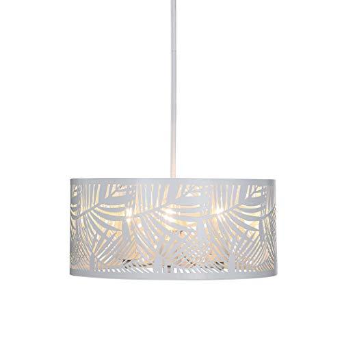 Palm White Pendant Light