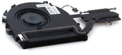 New Genuine FH for Lenovo ThinkPad T580 Fan and Heatsink 01ER496
