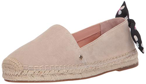 Kate Spade New York Women's Grayson Flat Sandal, Roasted Peanut, 9.5 M US