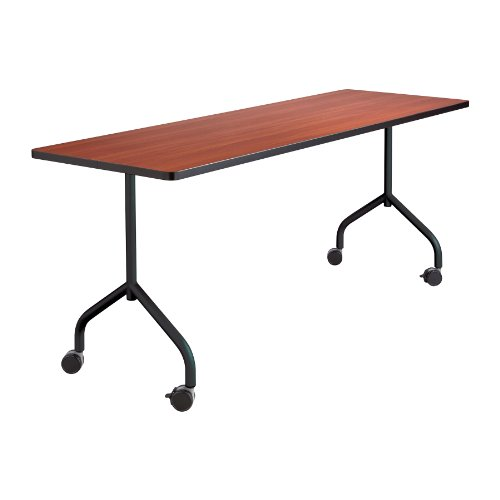 - Safco Products 2075BL Impromptu Mobile Training Table T-Leg Base 28