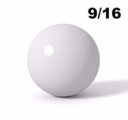 9//16 Inch Delrin Plastic Ball Bearings G1-1000 Bearings