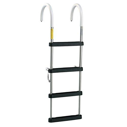 - Garelick/Eez-In 12340:01 Telescoping Pontoon Ladder with Hardware
