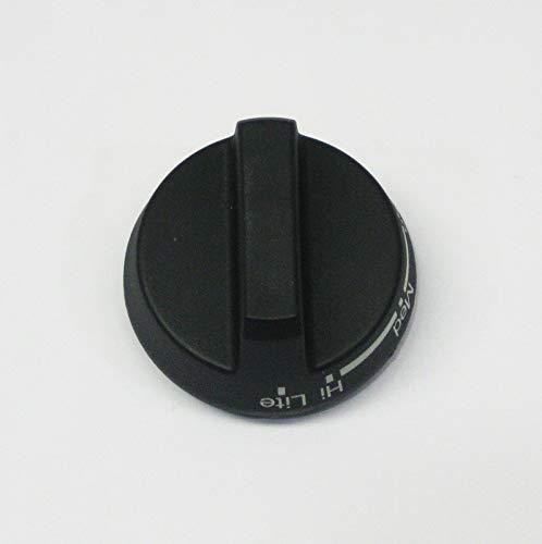 For Whirlpool WP71001057 Gas Range Burner Valve Knob 71001057