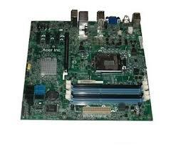 - MB.SFD01.004 Acer Aspire M3920W Intel Desktop Motherboard s1156, MIH67/P67L, 10068-1, 48.3EG01.011