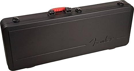 Fender ABS - Funda rígida para guitarra eléctricas (Stratocaster o Telecaster)
