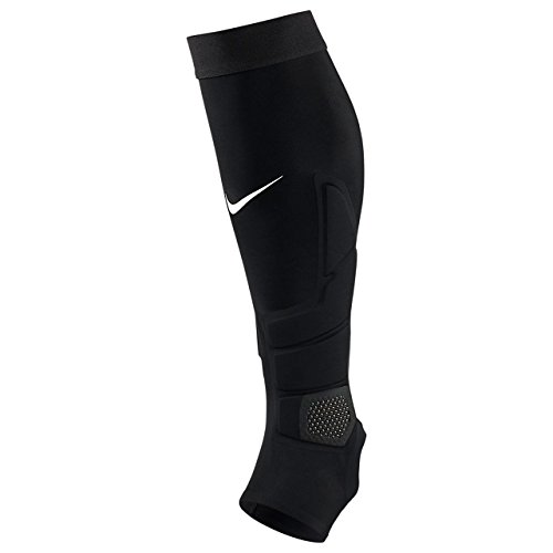 Nike Unisex Hyperstrong Match Padded Over-the-Calf Sleeves (Large)