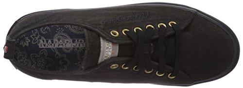 Napapijri Calzature Erin Damen Sneakers Schwarz (nero N00)