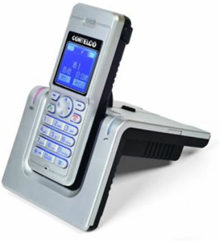 DECT Cordless w/Headset Jack/Belt Clip Computers, Electronics, Office Supplies, Computing