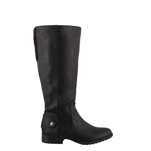 LifeStride Women's, X-Amy Tall Wide Shaft Boots Black 7 M