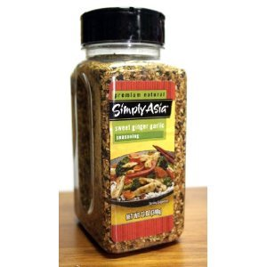 - Simply Asia Sweet Ginger Garlic Seasoning 12 oz (Pack of 4)