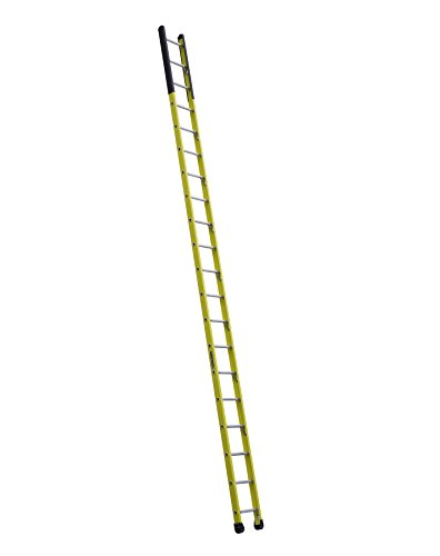Louisville Ladder FE8920 Fiberglass Manhole Ladder, 375-P...