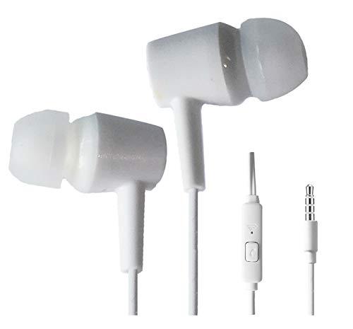 マイク付きイヤホン ステレオ低音ヘッドフォン マイク付き ノイズアイソレーション 有線イヤホン ノイズアイソレーション - 1 B07RGZPF7J