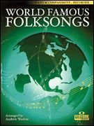 World Famous Folksongs Piano Accompaniment - Recorder (No CD)