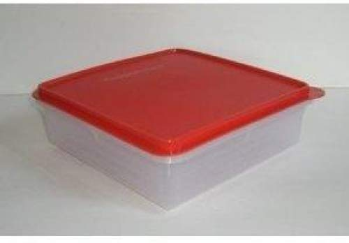 Tupperware Square Snack Stor Cookie Keeper Prep Essentials S
