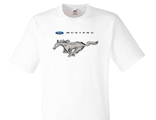 Ford Mustang Auto Fun T-Shirt -114