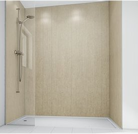 60cm Wide Wall Panel TRAVERTINE MARBLE Tongue and Grooved ...