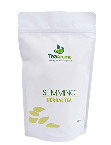 Tea Aroma Slimming Tea With 18 Natural Herbs Including Garcinia