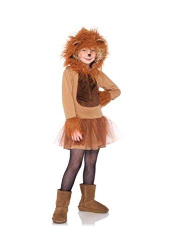 Cuddly Lion Child Costume - Small