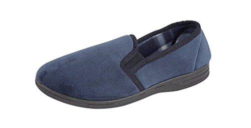 Ubershoes , Herren Hausschuhe Marineblau