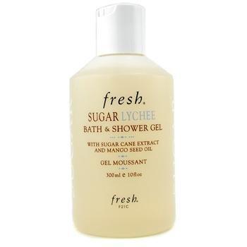 Fresh Sugar Lychee Shower Gel, 10 Ounce