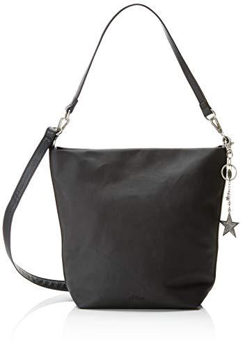 oliver Donna Bag bags Nero black Borsa S Hobo TAdZxR7q