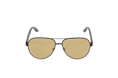 Carrera - Lunette de soleil 5009 Aviator Noir (Matte Black Brown Black)