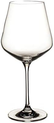 Elegantes copas de vino tinto de cristal de alta calidad para ocasiones elegantes, ideales también c