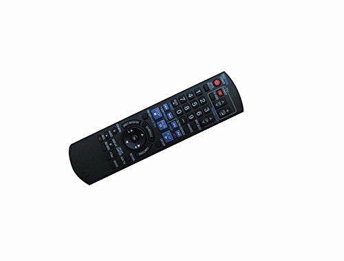 Compatible Used Replacement Remote Control For Panasonic DMR-EA38 DMR-EA38K DMR-ES46V DMR-ES45 DVD VCR Recorder Player -  HCDZ, HCDZ-X16473