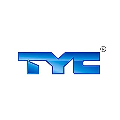 TYC 17-5554-01-9 Compatible with LEXUS Replacement Left Reflex Reflector: Automotive