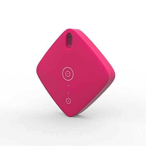 esorio® Handy Tablet Bluetooth Selbstauslöser iOS und Android in pink